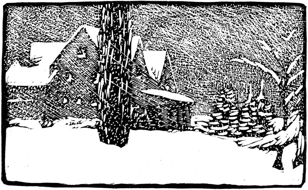 print_christmas snows small